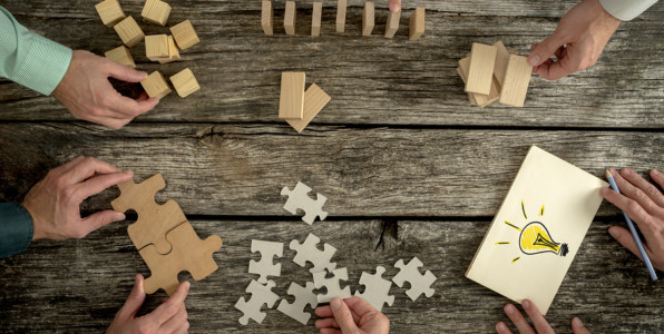 marketing agency legal puzzle